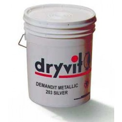 DEMANDIT METALLIC 203 SILVER