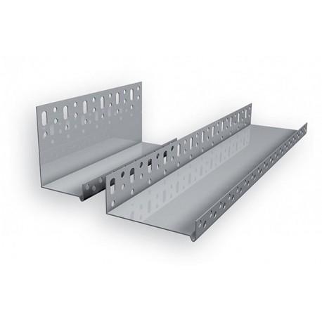 Profil cokołowy aluminiowy MAX 1,0